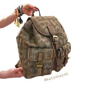 Vintage 🤎 Burberry's Backpack